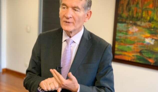 Ministro de Trabajo, Ángel Custodio Cabrera