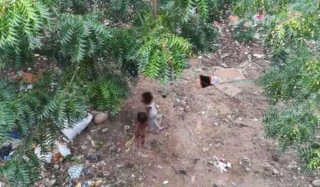 Indígenas Yukpa en la frontera Colombo-venezolana