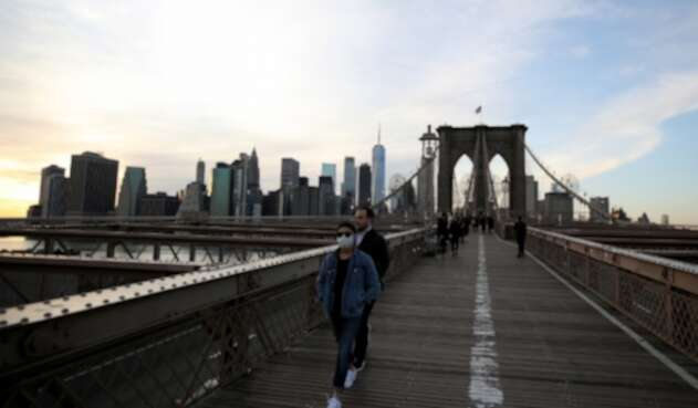 Coronavirus en Estados Unidos - Nueva York