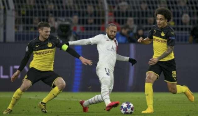 PSG vs Dortmund