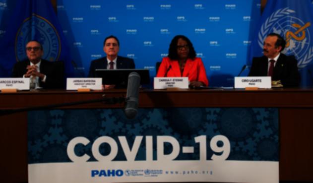 OPS - Organización Panamericana de la Salud coronavirus