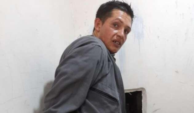 Presunto responsable de muerte de excombatiente de las Farc