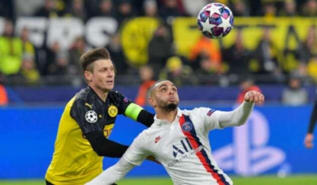 PSG y Dortmund