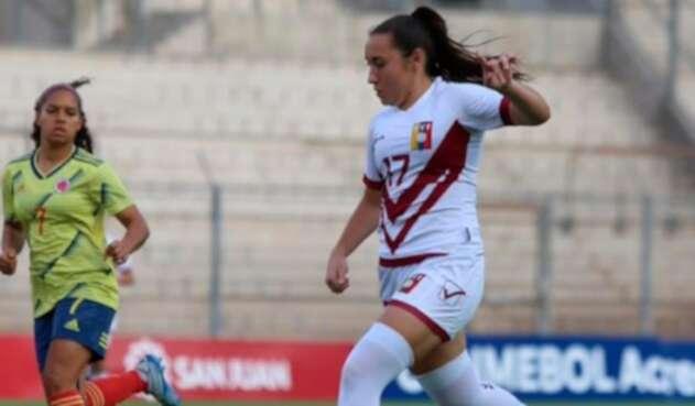 Selección Colombia femenina sub 20