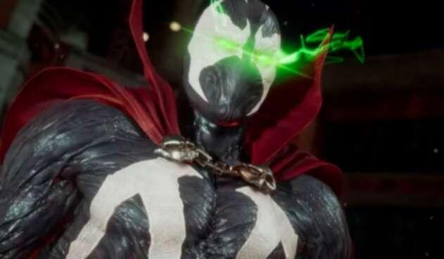 Spawn es el nuevo personaje jugable de Mortal Kombat 11