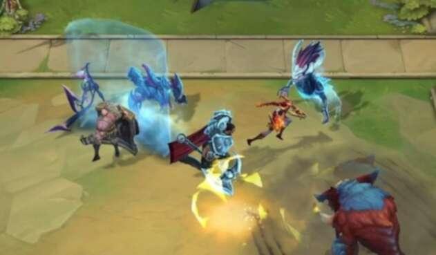 Teamfight Tactics en pc