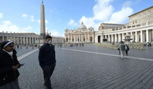 Coronavirus en Ciudad del Vaticano