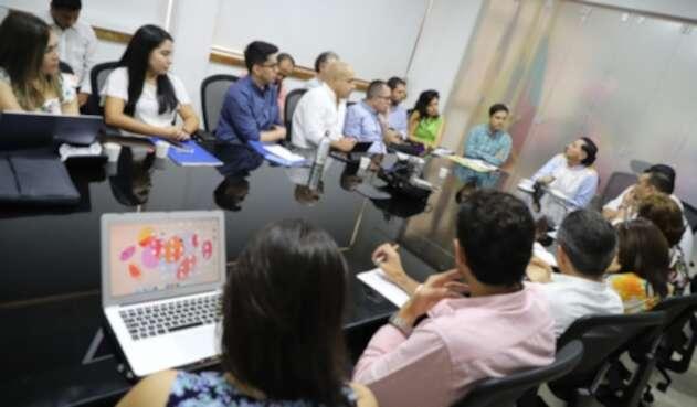 Mesa Generación de Empleo