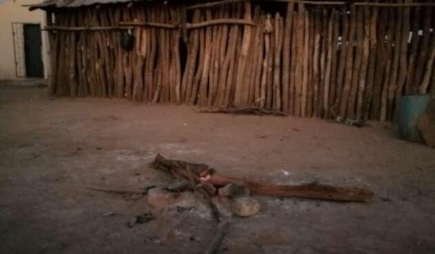 Lugares donde viven indígenas wayuu