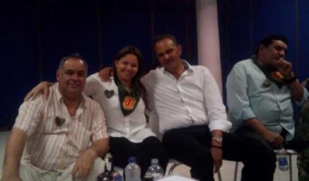 Fotos que vincularían al 'Ñeñe' Hernández con el Ejército
