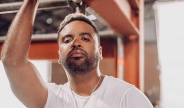 Zion, el reguetonero puertorriqueño.