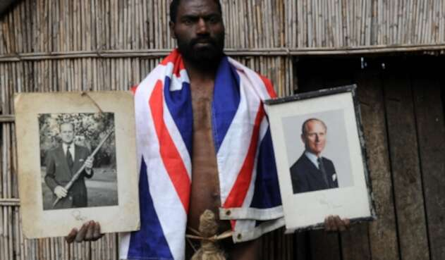 Tribu en el país insular del Pacífico de Vanuatu