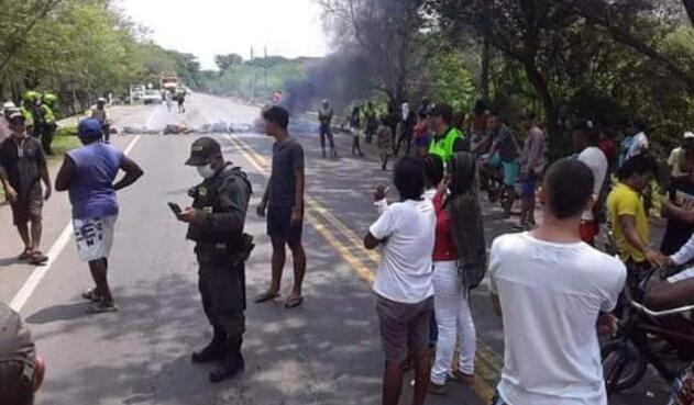 El joven es la primera víctima mortal en medio de protestas en la cuarentena