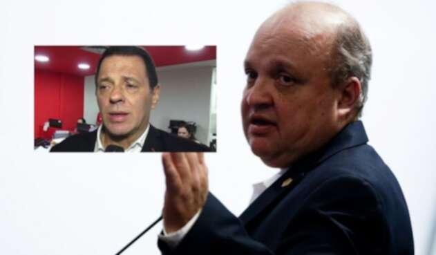 Tulio Gómez, Jorge Enrique Vélez