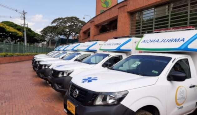 Ambulancias - Misiones Médicas