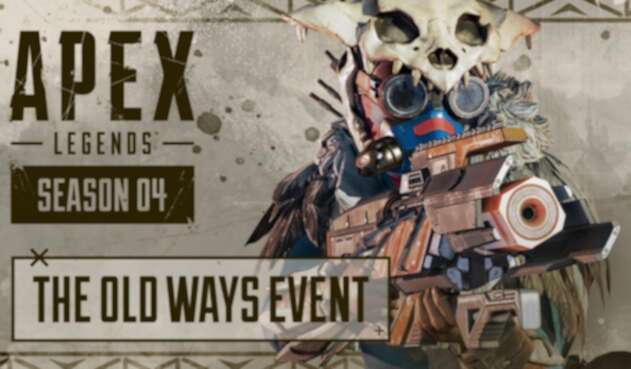 Apex Legends lanza su cuarta temporada