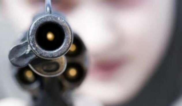 Homicidios con arma de fuego