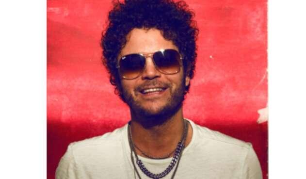 Andrés Cabas, cantante colombiano