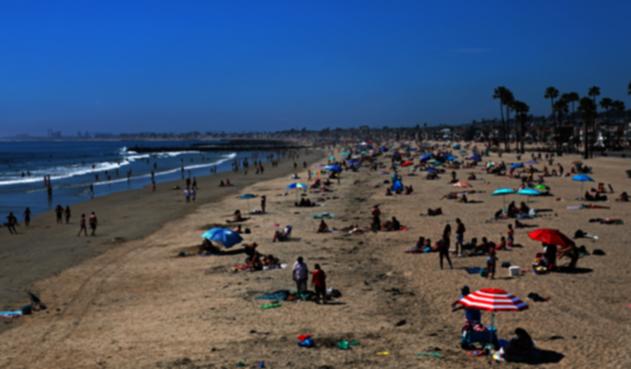 Newport Beach, en California