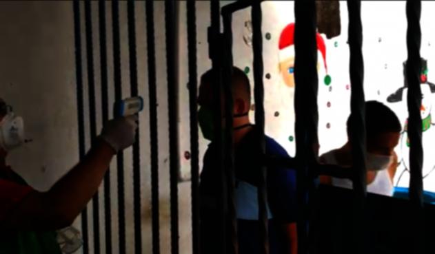 Toma masiva de pruebas en cárcel de Villavicencio, tras muerte de ...