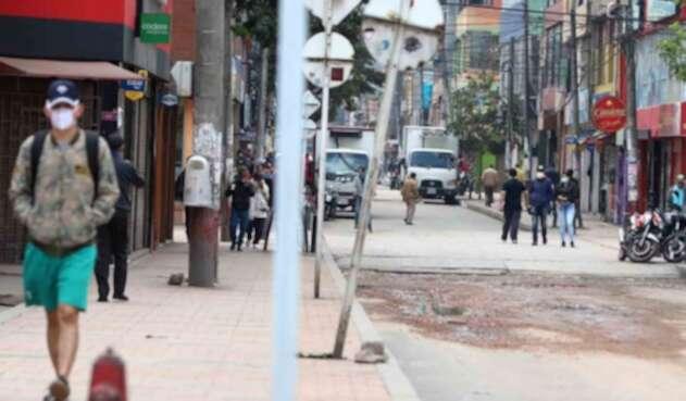 Cuarentena en Bogotá - Soacha