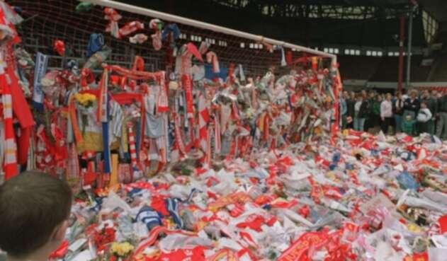 Catástrofe de Hillsborough