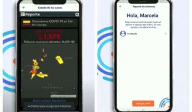 CoronApp Colombia