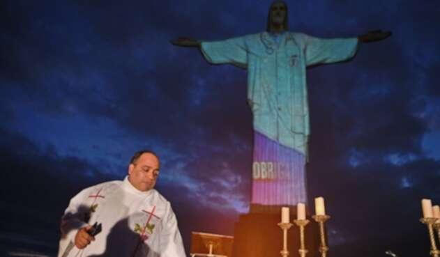 Cristo en Río de Janeiro