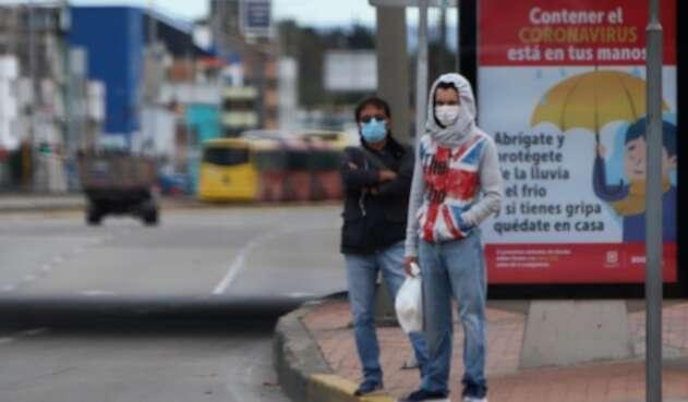 Coronavirus en Colombia - Bogotá