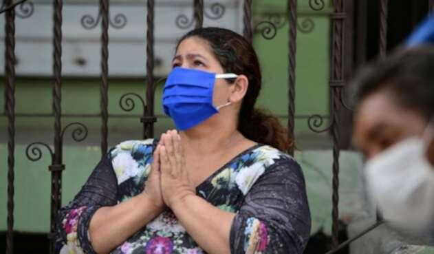Crisis en Tegucigalpa por coronavirus