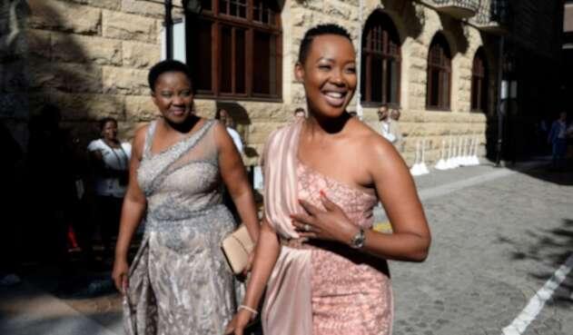 Stella Ndabeni Abrahams, ministra de Sudáfrica que violó cuarentena