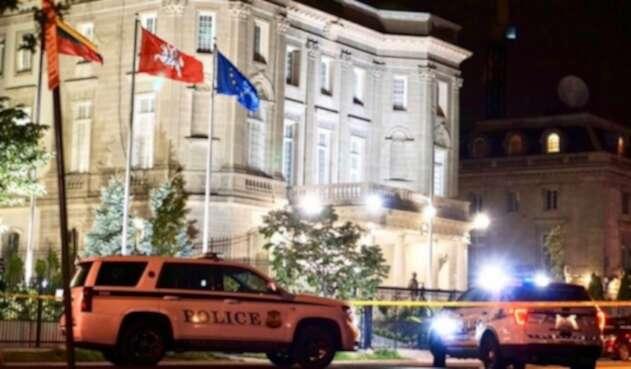 Embajada de Cuba en EEUU