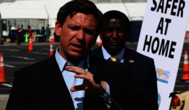 Gobernador de la Florida, Ron DeSantis