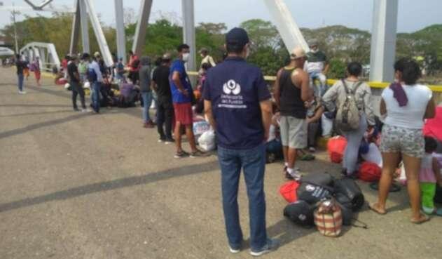 Venezolanos Arauca