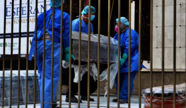 Muertos en Ecuador por Covid-19