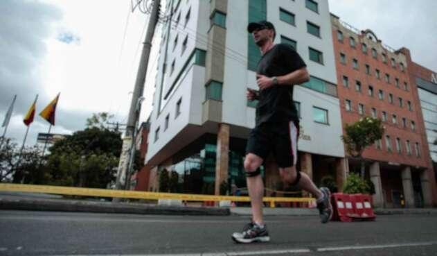 Actividad Física - Bogotá