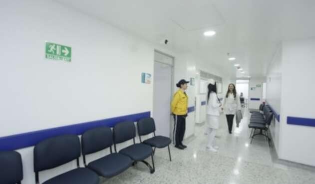 Hospital en Bogotá