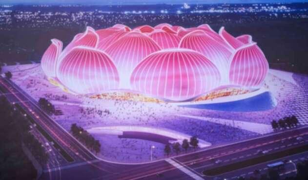 Estadio más grande de China