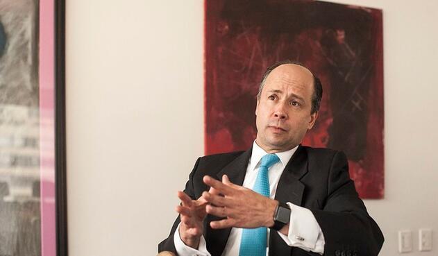 Francisco Lloreda, presidente de la Asociación Colombiana de Petróleo