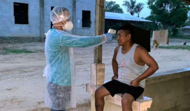 Indígenas de Amazonía y el coronavirus