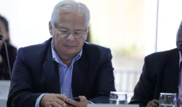 Juan Carlos López, alcalde de Popayán