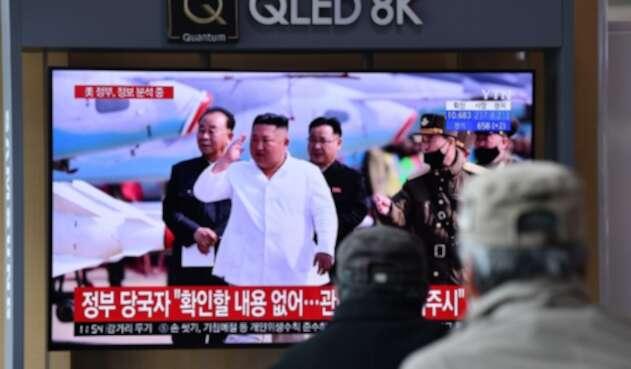 Última aparición de Kim Jong Un