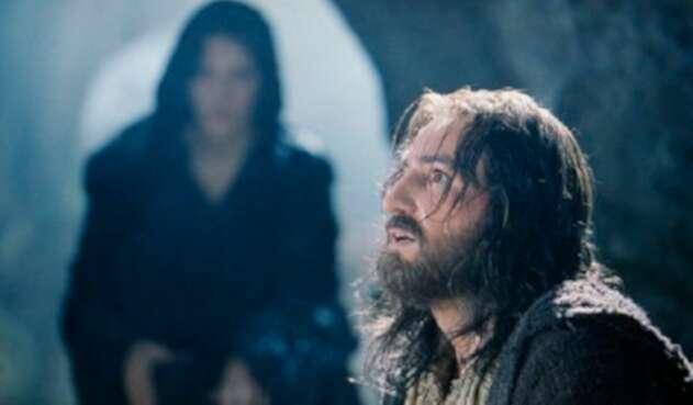 Escena La pasión de Cristo