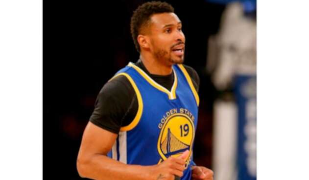 Leandro Barbosa con los Warriors de Golden State