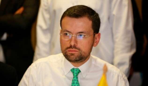 Luis Carlos Velásquez, gobernador de Caldas