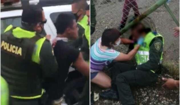 Arresto al presunto asesino de policía en Mesitas