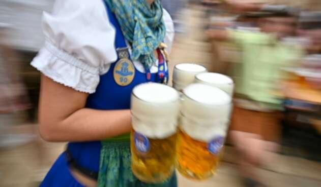 Oktoberfest resultó afectado por la pandemia.