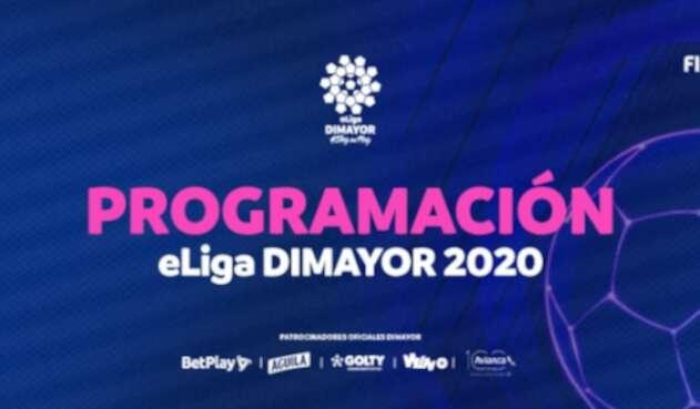 Dimayor E-Liga, fecha 1