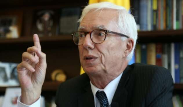 Jorge Enrique Robledo, senador del Polo Democrático