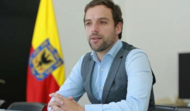 Secretario de Gobierno, Luis Ernesto Gómez